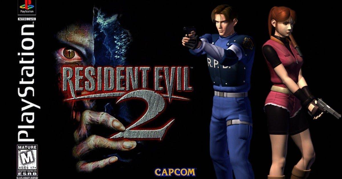 resident evil 2 y 3 de psx tambien recibieron un port para pc, juegalos, son buenisimos